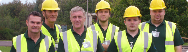 Barnsley Community Build Trainees